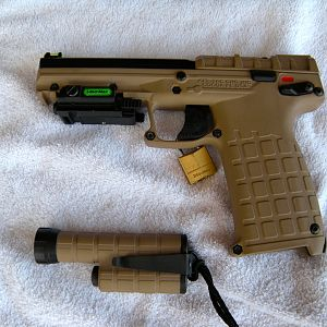 LaserMax and PMR30