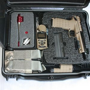PMR30 and case